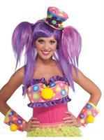 Circus Sweetie Adult Mini Top Hat
