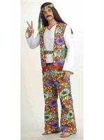 Hippie Man Adult Costume