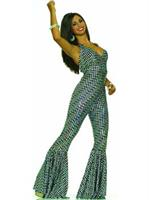 Boogie Dancin Babe Adult Costume