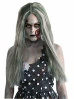 Creepy Zombie Adult Wig