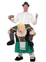 Adult Beer Maiden Ride-On Costume
