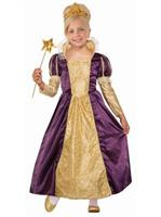 Girls Princess Indigo Costume