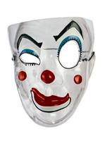 Transparent Mask - Clown