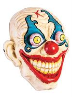 Google Eyes Smiling Clown Mask