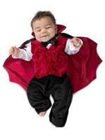 Baby Lil Vlad The Vampire Costume