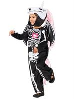 Girls Skelly-Corn Costume