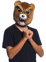 Feisty Pets Sir-Growls-A-Lot Moveable Jaw Mask