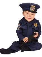 Baby/Toddler Police Costume