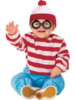 Where's Waldo Toddler Costume