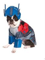 Transformers Deluxe Optimus Pet Costume