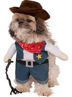 Walking Cowboy Pet Costume