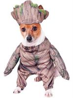 Guardians Of The Galaxy Walking Groot Pet Costume