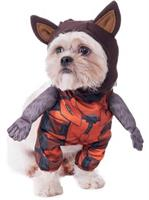 Guardians Of The Galaxy Walking Rocket Raccoon Pet Costume