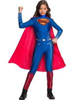 Justice League Girls Superman Jumpsuit
