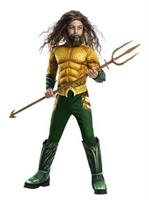 Boys Aquaman Deluxe Costume