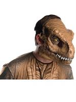 Jurassic World: Fallen Kingdom Tyrannosaurus Rex Movable Jaw Adult Mask