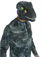 Jurassic World: Fallen Kingdom Velociraptor Movable Jaw Adult Mask