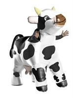 Adult Moo Moo The Cow Inflatable Costume