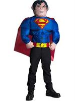Mens Superman Inflatable Costume Top