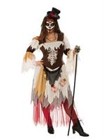 Curvy Conjure Woman Plus (16-22) Costume