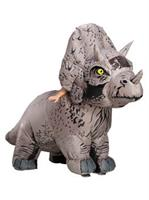 Jurassic World: Fallen Kingdom Mens Tricaratops Inflatable Costume