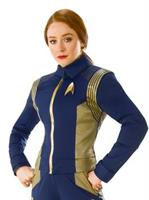 Star Trek Discovery Womens Gold Command Uniform Costume