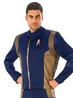 Star Trek Discovery Mens Copper Operations Uniform Costume