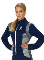 Star Trek Discovery Womens Silver Science Uniform Costume