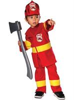 Toddler Jr. Firefighter Costume