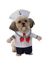 Walking Sailor Pet Costume