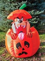 Looney Tunes Tazmanian Devil Inflatable