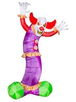 Giant Clown Inflatable