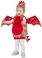 Toddler Fiero The Dragon Costume