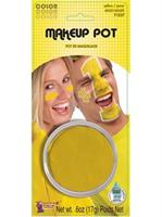 Yellow Face Paint Stick