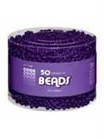 Purple Bead Necklaces-Multipack