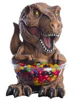 Jurassic World T-Rex Candy Bowl & Holder Small