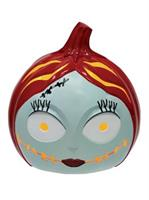 "The Nightmare Before Christmas 6"" Sally Light Up Pumpkin"