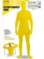 Disappearing Man Suit Yellow