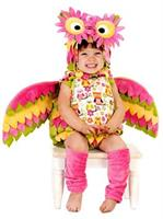 Girls Hootie the Owl Costume