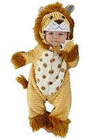 Kids Safari Lion Costume