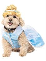 Cinderella Pet Costume