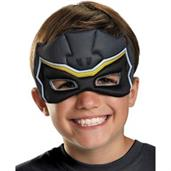 Power Rangers Dino Charge Black Ranger Kids Puffy Mask