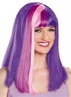 My Little Pony Twilight Sparkle Adult Wig