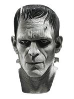 Frankenstein Silver Screen Edition Latex Mask