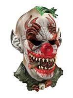 Fonzo Clown Latex Mask