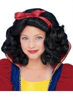 Snow White Wig Child