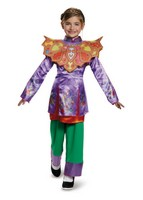 Girls Alice Through The Looking Glass - Girls Costume