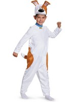 Boys The Secret Life Of Pets - Boys Max Class Costume