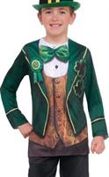 Children's Instantly Irish Costume Top