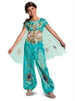 Jasmine Teal Classic Child Costume